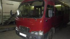 Hyundai County. Продается автобус в Новокузнецке, 22 места