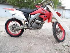 Honda CRF 450R. 450 куб. см., исправен, без птс, с пробегом