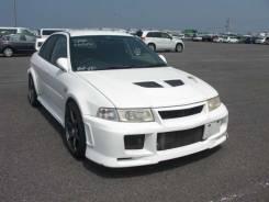 Mitsubishi Lancer Evolution. механика, 4wd, 2.0, бензин, 229 тыс. км, б/п, нет птс. Под заказ