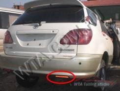 Диодные катафоты в задний бампер Красные Lexus RX300 (1998-2003)