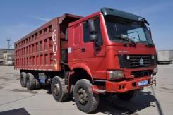 Howo. 8x4 2012 г. в., 9 700 куб. см., 40 000 кг.
