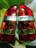 Стоп-сигнал. Toyota Noah, AZR60, AZR65, AZR65G, AZR60G Двигатель 1AZFSE