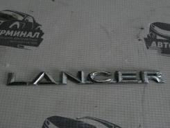 Шильд Lancer Mitsubishi Lancer X Lancer X Mitsubishi CY2A 4B10 11