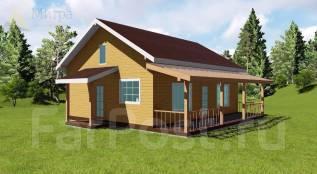 Индивидуальный проект дома. 100-200 кв. м., 1 этаж