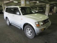 Mitsubishi Pajero. автомат, 4wd, 3.5, бензин, 168 тыс. км, б/п, нет птс. Под заказ
