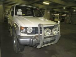 Mitsubishi Pajero. автомат, 4wd, 2.8, дизель, 124 тыс. км, б/п, нет птс. Под заказ