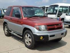 Mitsubishi Pajero iO. автомат, 4wd, 1.8, бензин, 124 тыс. км, б/п, нет птс. Под заказ