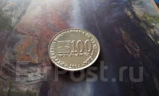 Венесуэла. 100 боливаров 2004 года.