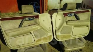 Обшивка двери. Toyota Crown Majesta, UZS171