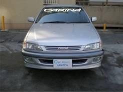 Наклейка. Toyota Carina
