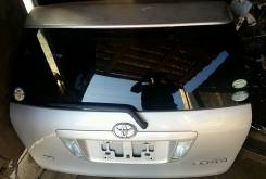 Дверь багажника. Toyota Corolla Fielder, NZE121, NZE124G, ZZE123G, CE121G, NZE121G, ZZE124G, ZZE122G Двигатели: 1NZFE, 1ZZFE, 3CE, 2ZZGE