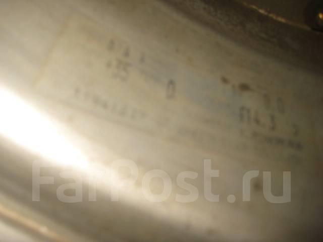 SSR. 9.0x17, 5x114.30, ET35