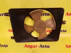 Вентилятор охлаждения радиатора. Honda Odyssey, E-RA1, E-RA2 Двигатель F22Z3