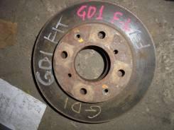 Диск тормозной. Honda Fit, GD1