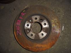 Диск тормозной. Opel Zafira, A05 Двигатели: A18XER, Z18XER