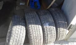 Dunlop. Зимние, без шипов, 2011 год, износ: 10%, 4 шт