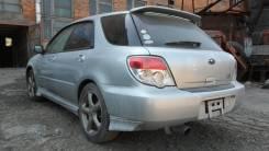 Жесткость бампера. Subaru Impreza, GG3, GG2, GGB, GGA, GG