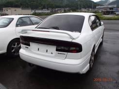 Клык бампера. Subaru Legacy B4, BE5