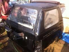 Задняя часть автомобиля. Mitsubishi Pajero, V24C