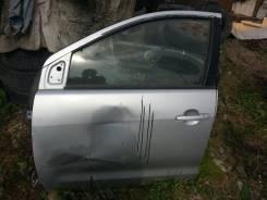 Дверь передняя левая на Toyota ist