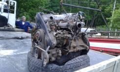 Двигатель в сборе. Toyota Hiace, LH80 Двигатель 2L