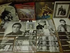 Продам коллекцию виниловых пластинок Высоцкого.