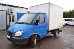 ГАЗ Соболь. Грузовой фургон Газ Соболь, 2 890 куб. см., 1 000 кг.
