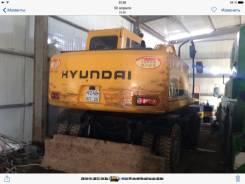 Hyundai. Экскаватор, 0,65куб. м.