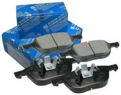 Колодка тормозная дисковая. Honda: Vigor, Accord, Accord Aerodeck, Integra, Prelude Двигатели: A20A1, A20A2, A20A3, A20A4, A16A1, D16A3, D16A2