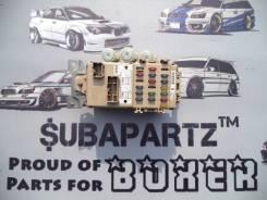 Блок предохранителей, реле. Subaru Forester, SG5, SG9, SG9L Двигатели: EJ202, EJ203, EJ205, EJ255, EJ20