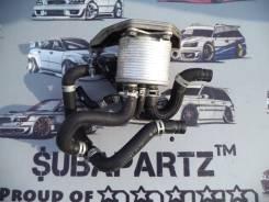 Радиатор акпп. Subaru Legacy, BP5 Двигатели: EJ20X, EJ20, EJ20 EJ20X