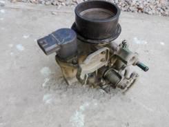 Заслонка дроссельная. Nissan Sunny, FNB14 Двигатель GA15DE