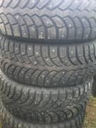 Bridgestone Blizzak Spike-01. Зимние, шипованные, 2013 год, без износа, 4 шт