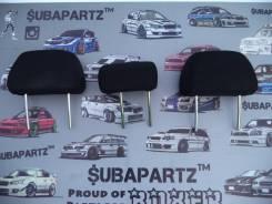 Подголовник. Subaru Legacy, BP5, BPE Двигатели: EJ20Y, EJ30D, EJ20X, EJ20, EJ203, EJ204
