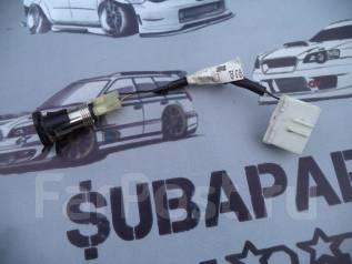 Прикуриватель. Subaru Legacy B4, BL9, BLE, BL5 Subaru Legacy, BLE, BP5, BL5, BP9, BL9, BPE Двигатели: EJ25, EZ30, EJ20, EJ20X, EJ20Y, EJ253, EJ203, EJ...