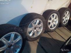Зимние колеса форд вольво. 6.5x16 5x108.00 ET43
