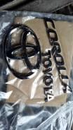 Эмблема багажника. Toyota Corolla, ZRE151
