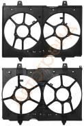 Диффузор радиатора Nissan Bluebird Sylphy, AD, Wingroad, S (N0129560)