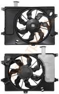 Диффузор радиатора в сборе HYUNDAI ELANTRA/AVANTE 11-/I30 12-/KIA CEED12-/SOUL 09-/FORTE 12- SAT ST-HN29-201-0