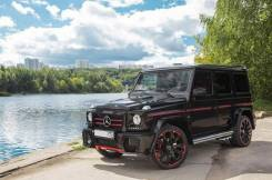 Обвес кузова аэродинамический. Mercedes-Benz G-Class. Под заказ