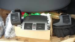 Консоль панели приборов. Toyota Corolla Fielder, NZE141