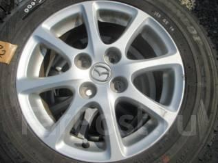 Mazda. 5.5x14, 4x100.00, ET40