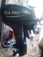 Sea-Pro. 15,00л.с., 2х тактный, бензин, нога S (381 мм), Год: 2015 год