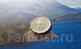Аргентина. 5 песо 1963 года. Флот!