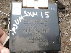 Реле. Toyota Ipsum, SXM10, SXM15, CXM10 Toyota Picnic Двигатели: 3CTE, 3SFE