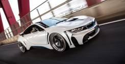 Обвес кузова аэродинамический. BMW i8, I12. Под заказ