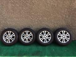 Оригинальные колеса R15 на Allion Premio ZZT240 195 65 15 б/у Япония. 6.0x15 5x100.00 ET45