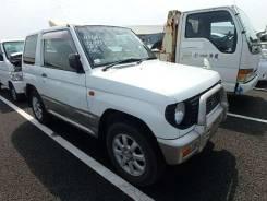 Mitsubishi Pajero Mini. автомат, 4wd, 0.7, бензин, 135 тыс. км, б/п, нет птс. Под заказ