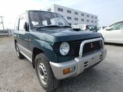 Mitsubishi Pajero Mini. механика, 4wd, 0.7, бензин, 140 тыс. км, б/п, нет птс. Под заказ