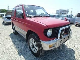 Mitsubishi Pajero Mini. автомат, задний, 0.7, бензин, 133 тыс. км, б/п, нет птс. Под заказ